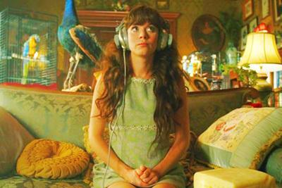 Anna as Chuck