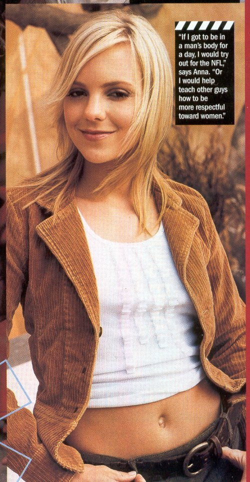 Anna in Seventeen