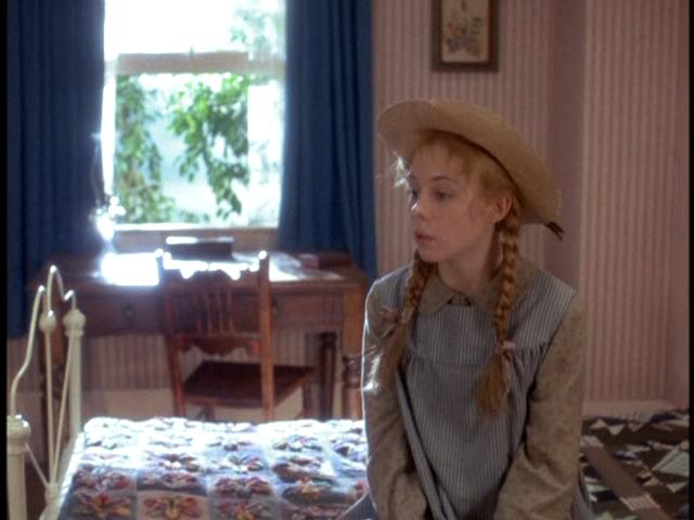 绿山墙的安妮 清秀佳人