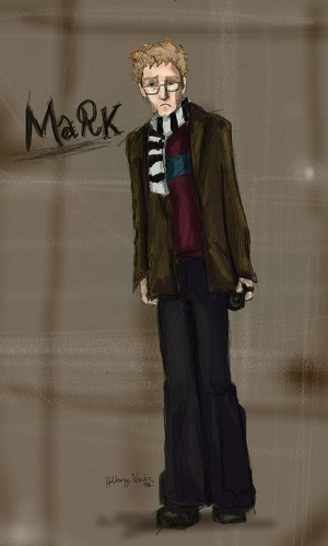 Anthony as Mark