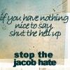 Jacob Black bức ảnh called Anti Jacob-Hate