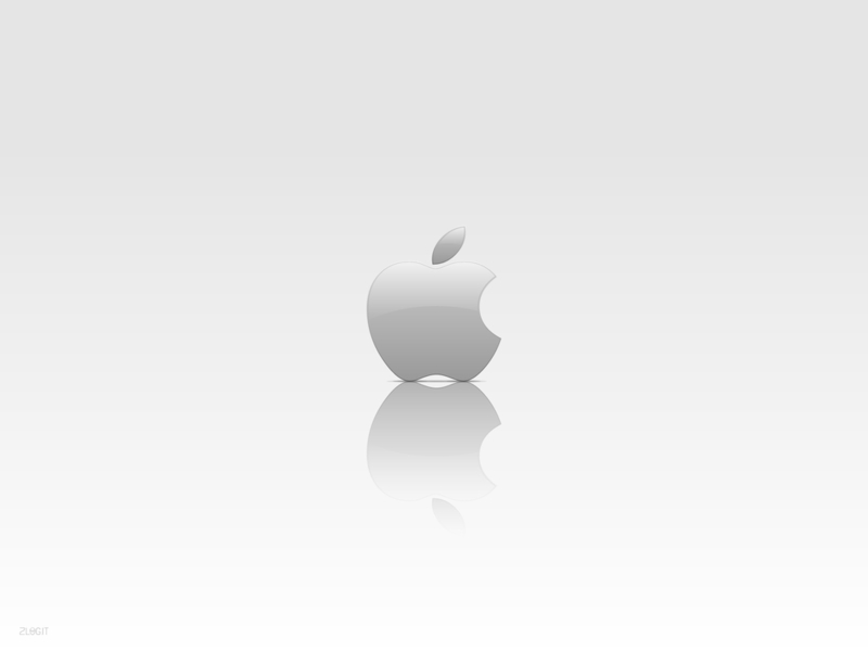 apple logo wallpaper. Apple Logo - Apple Wallpaper