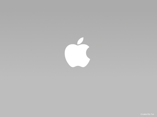 mela, apple Logo