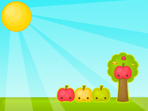 Apple Tree - fruit Wallpaper