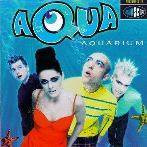 Aqua fond d'écran entitled Aqua