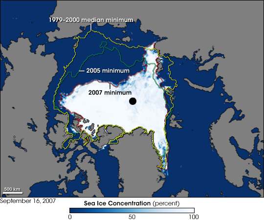 Arctic Sea 2007