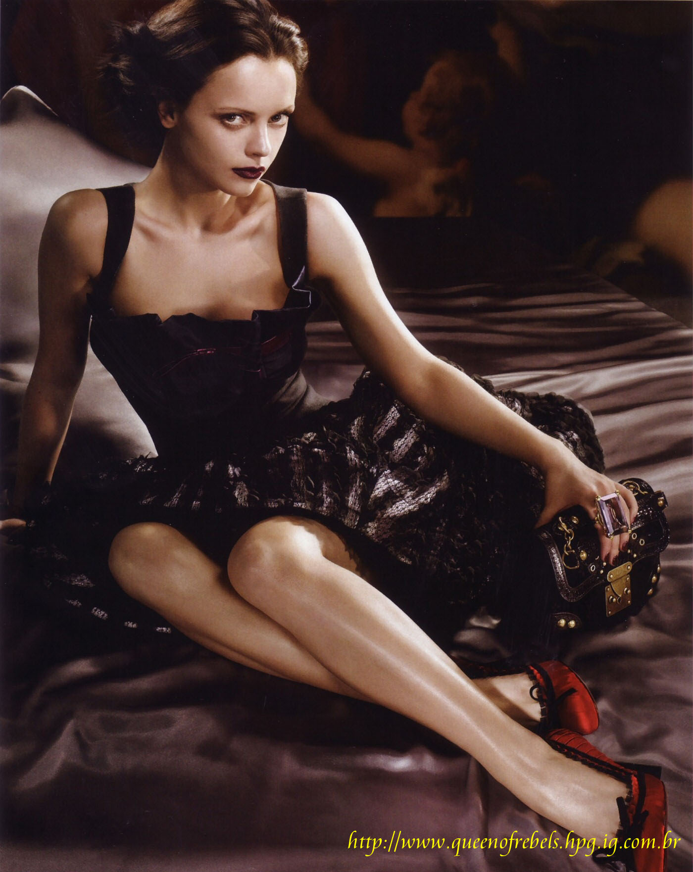 Arena Magazine - Christina Ricci Photo (687617)