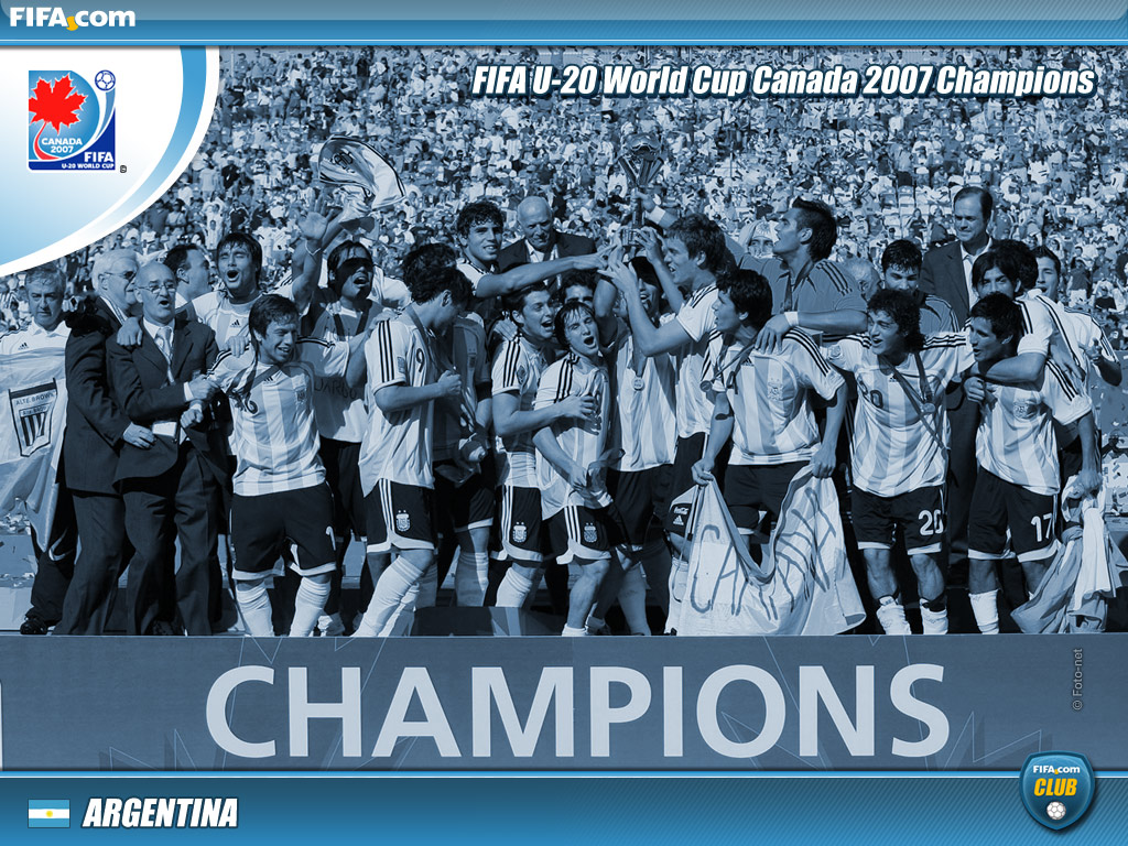football wallpapers argentina football team