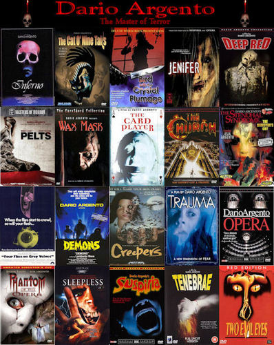 Argento films