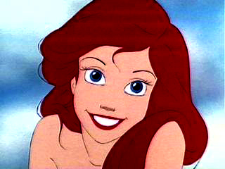Ariel's extreme beauty
