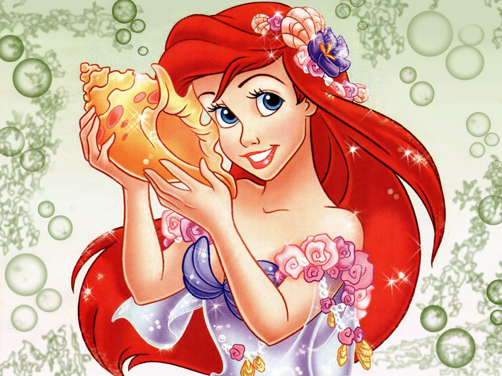 Ariel - The Little Mermaid Wallpaper (249389) - Fanpop - photo#23