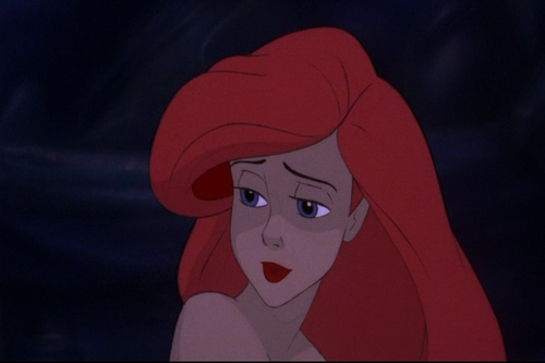 Walt ディズニー Screencaps - Princess Ariel