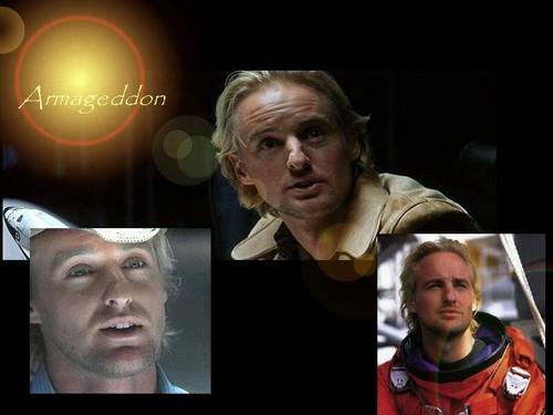 owen wilson fondo de pantalla called Armageddon