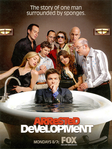 Arrested Development wallpaper titled Arrested Development Poster