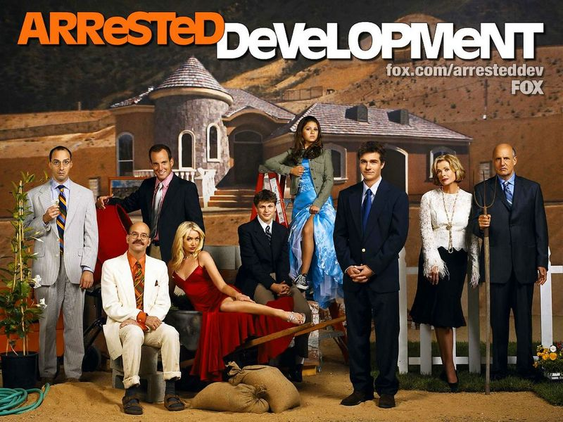 Arrested Development arrested development 44764 800 600 Arrested Development Movie in the Works...?
