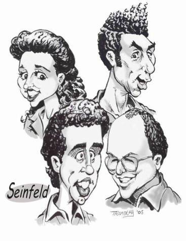 Art Work - seinfeld Photo
