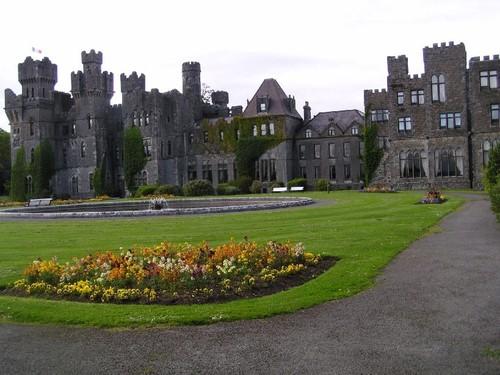 Ashford गढ़, महल - Ireland