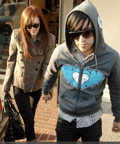 Ashlee and Pete