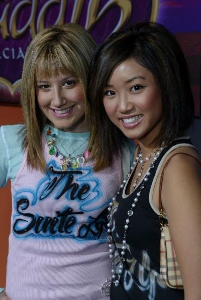 Brenda Song And Ashley Tisdale Ashley Tisdale Ashley  amp Brenda