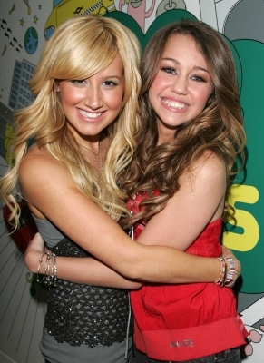 Ashley & Miley