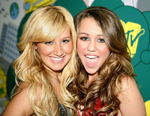 Ashley & Miley