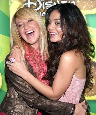 Ashley Tisdale images Ashley & Vanessa Hudgens wallpaper and background photos