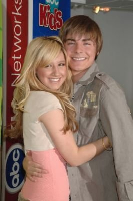 Ashley & Zac Efron