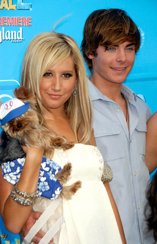 Ashley & Zac