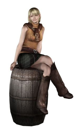 Ashley (RE4)