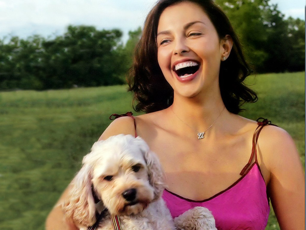 ashley judd young