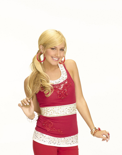Photoshoot for High School Musical movies Ashley-Tisdale-ashley-tisdale-116775_394_500