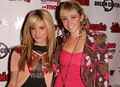 Ashley and Jennifer Tisdale