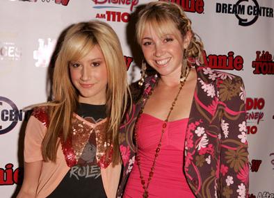 Ashley and Jennifer Tisdale