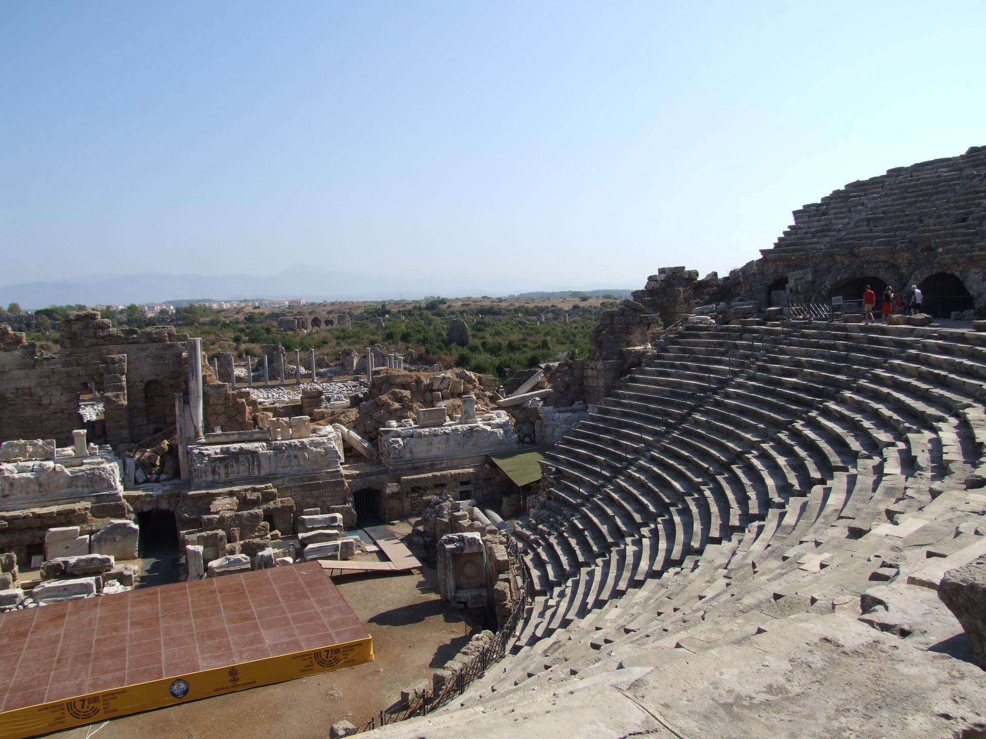 Aspendos Amphitheater