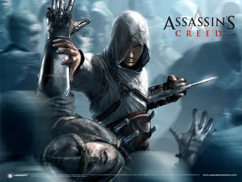 Permainan Video kertas dinding titled Assassin's Creed