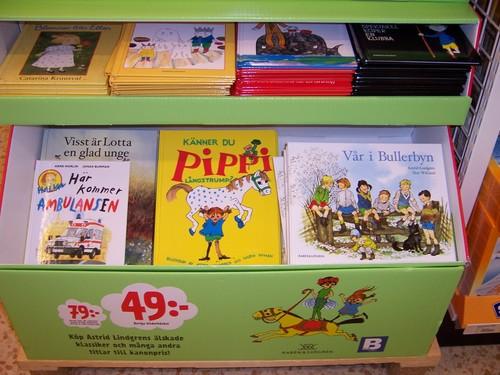 Astrid Lindgren libri