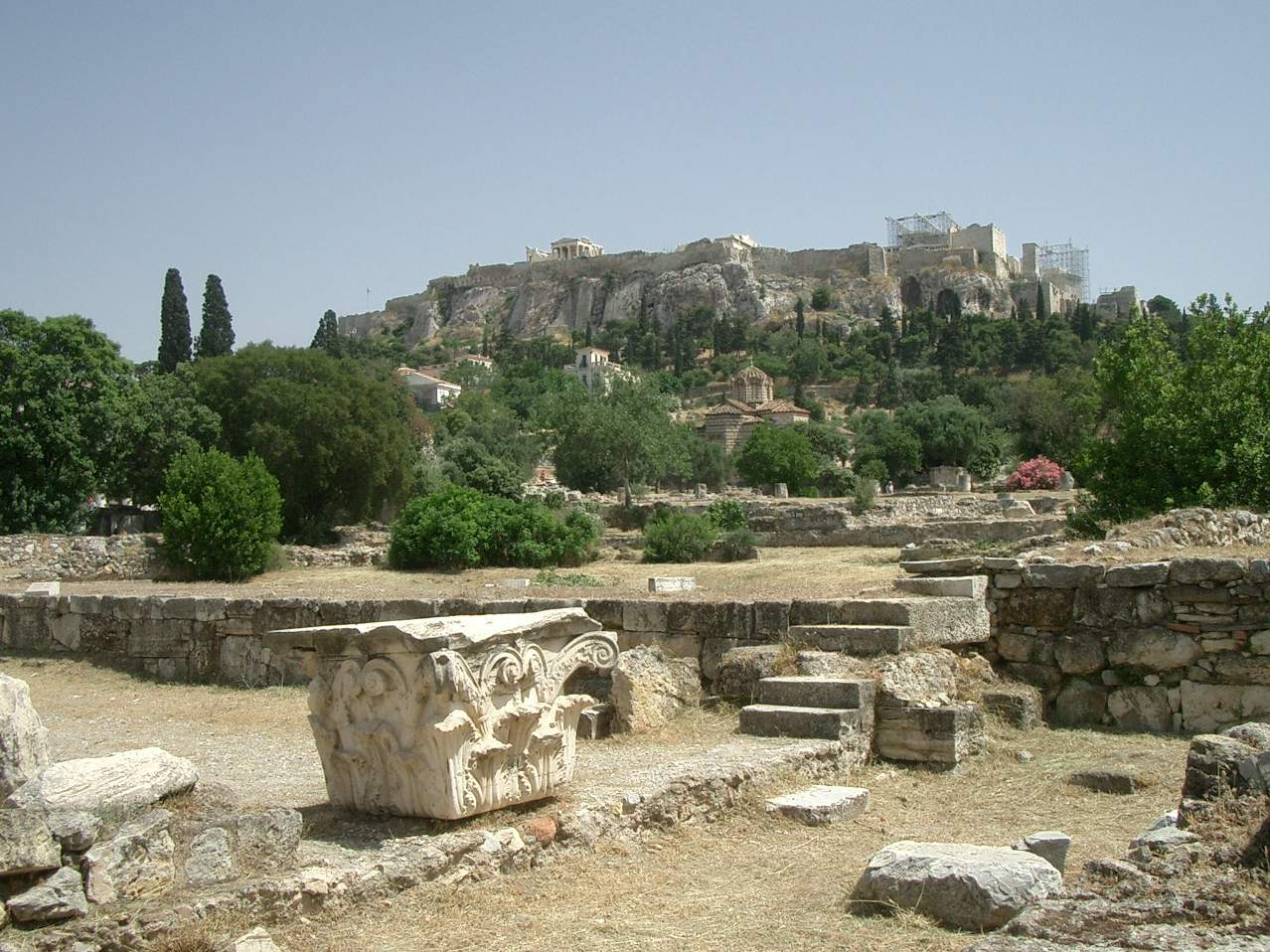 All About The Famous Places: Ancient Athens Greece Ancient Athenians
