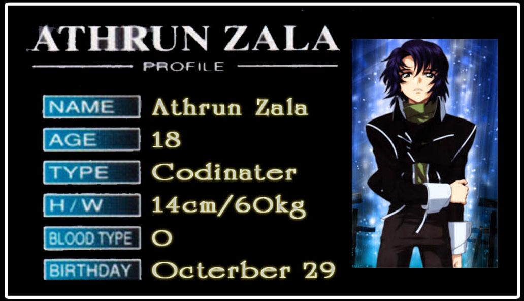 Athrun Zala