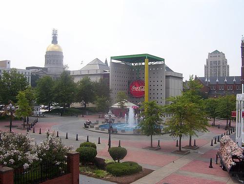 Atlanta fondo de pantalla titled Atlanta