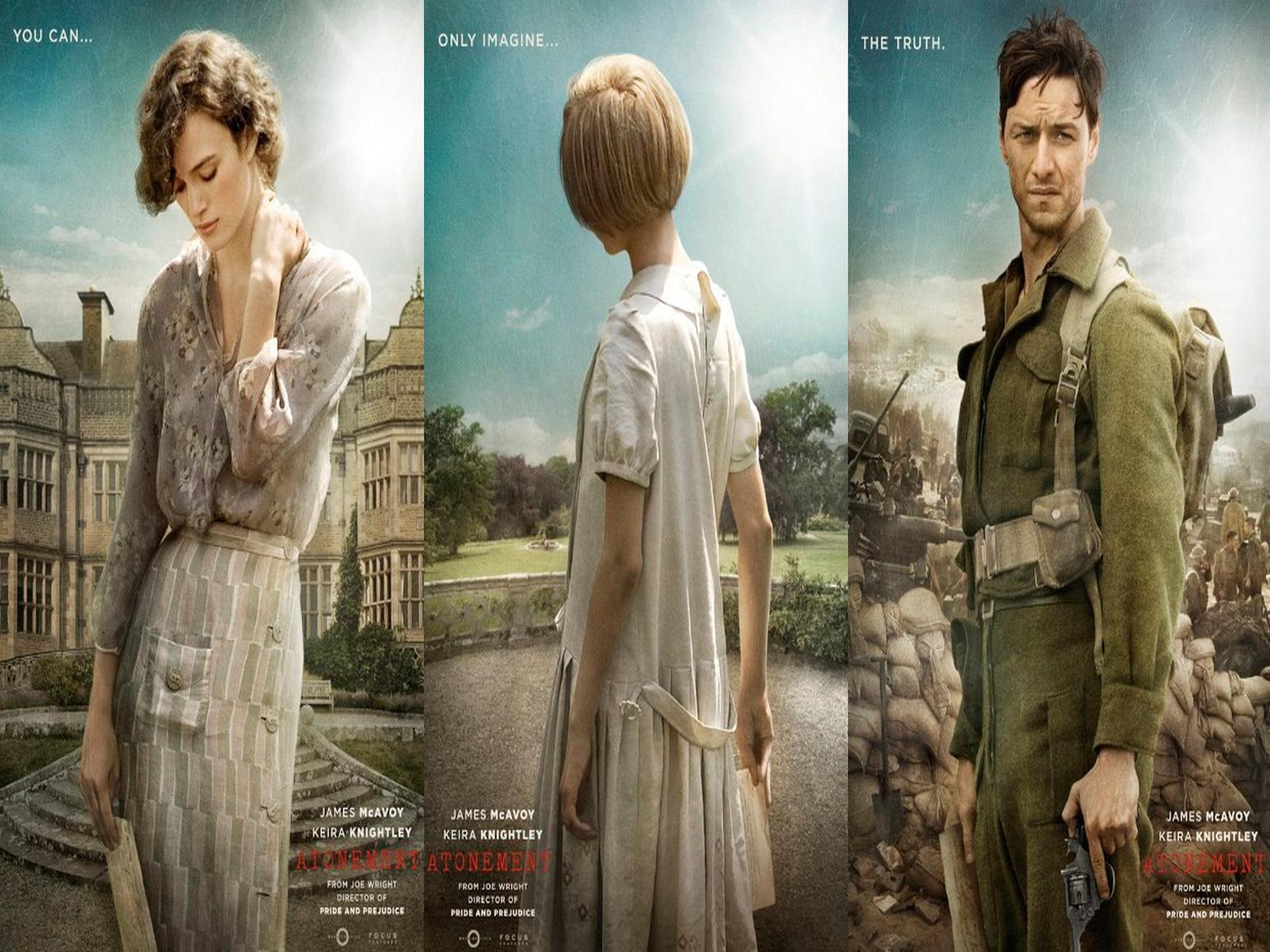 atonement novel Referenced in novel to screen: writing atonement  joe wright and screenplay writer christopher hampton have done a superb job and the complexities of the novel are .
