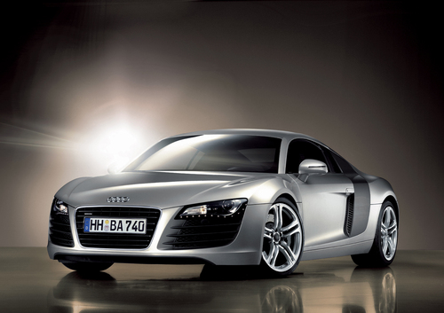 Audi wallpaper titled Audi R8