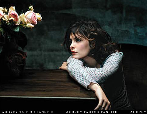 audrey   audrey tautou photo 678060   fanpop