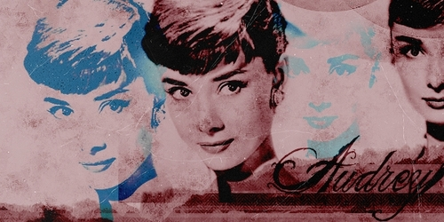 Classic Movies wallpaper titled Audrey