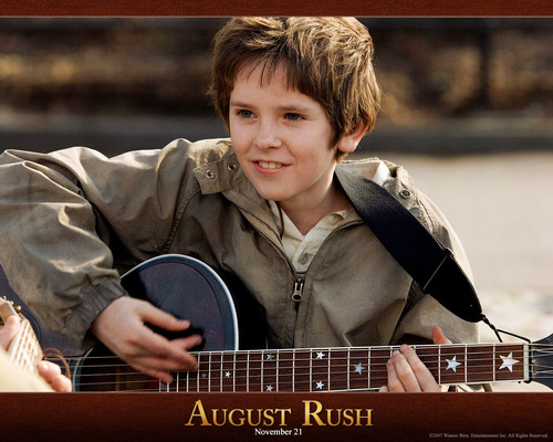 cine fondo de pantalla entitled August Rush