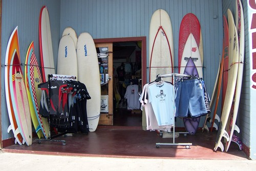 Aussie Surf boutique