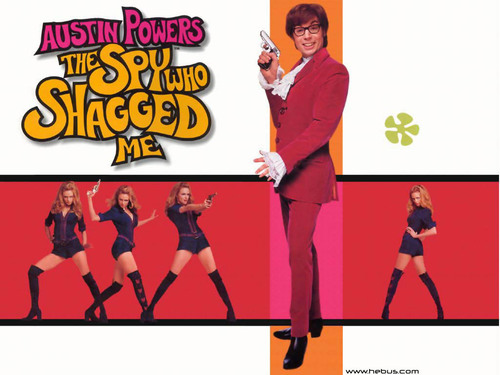 Filme Hintergrund called Austin Powers