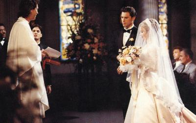 Days of Our Lives wallpaper called Austin and Carrie Wedding