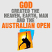 Australian Open Icons - tennis icon