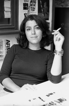 Author Marjane Satrapi