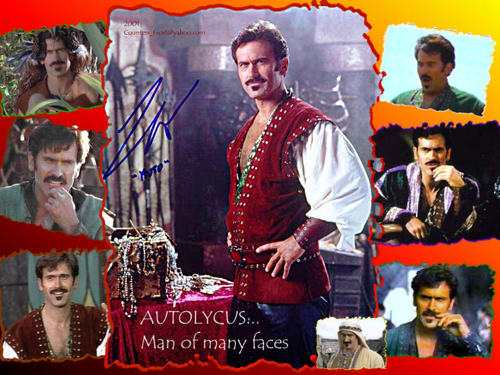 Autolycus... Man of Many Faces - bruce-campbell Photo